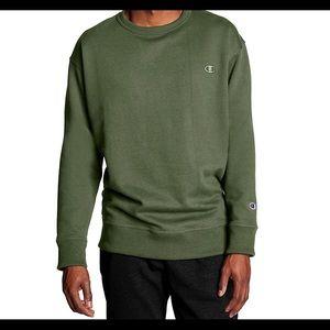 Mens Small Champion Crew Neck Sweatshirt